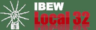 IBEW Local 32 Logo